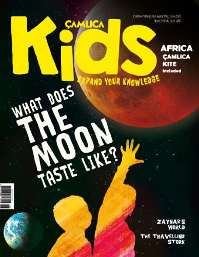 Çamlıca Kids (İngilizce Dergi)